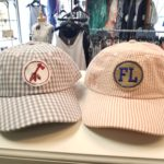 Seminole and Gator hats