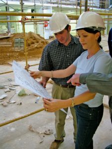 Woman Contractor for Construction
